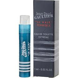 Jean Paul Gaultier Le Male Terrible By Jean Paul Gaultier Edt Extreme Spray Vial