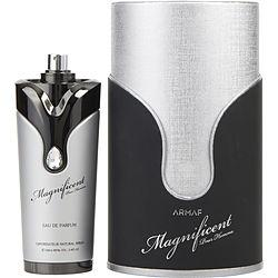 Armaf Magnificent By Armaf Eau De Parfum Spray 3.4 Oz