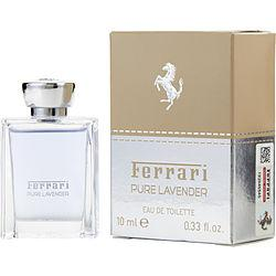 Ferrari Pure Lavender By Ferrari Edt .33 Oz Mini