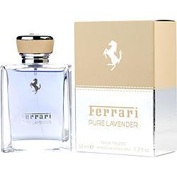 Ferrari Pure Lavender By Ferrari Edt Spray 1.7 Oz