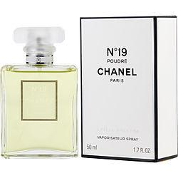 Chanel No. 19 Poudre By Chanel Eau De Parfum Spray 1.7 Oz