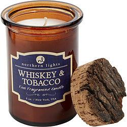 Whiskey & Tobacco Scented By
