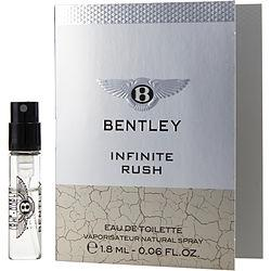 Bentley Infinite Rush By Bentley Edt Vial Spray