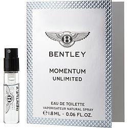 Bentley Momentum Unlimited By Bentley Edt Spray Vial