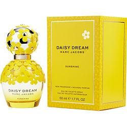 Marc Jacobs Daisy Dream Sunshine By Marc Jacobs Edt Spray 1.7 Oz (limited Edition 2019)