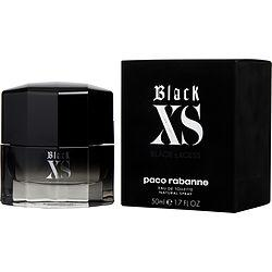 Black Xs By Paco Rabanne Edt Spray 1.7 Oz (new Packaging)
