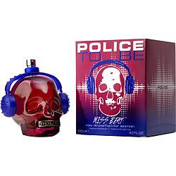 Police To Be Miss Beat By Police Eau De Parfum Spray 4.2 Oz