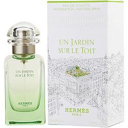 Un Jardin Sur Le Toit By Hermes Edt Spray 1.6 Oz (unboxed)