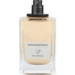 Banana Republic Oud Mosaic 17 By Banana Republic Eau De Parfum Spray 2.5 Oz *tester