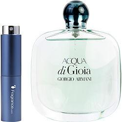 Acqua Di Gioia By Giorgio Armani Eau De Parfum Spray .27 Oz (travel Spray)