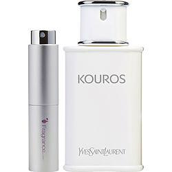 Kouros By Yves Saint Laurent Edt Spray .27 Oz (travel Spray)