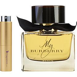 My Burberry Black By Burberry Parfum Spray .27 Oz (travel Spray)