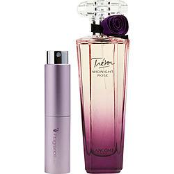 Tresor Midnight Rose By Lancome Eau De Parfum Spray .27 Oz (travel Spray)