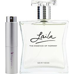 Laila By Geir Ness Eau De Parfum Spray .27 Oz (travel Spray)
