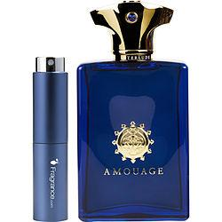 Amouage Interlude By Amouage Eau De Parfum Spray .27 Oz (travel Spray)