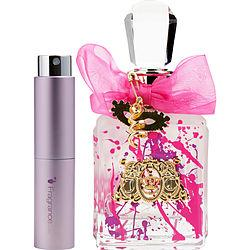 Viva La Juicy Soiree By Juicy Couture Eau De Parfum Spray .27 Oz (travel Spray)