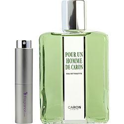 Caron Pour Homme By Caron Edt .27 Oz (travel Spray)