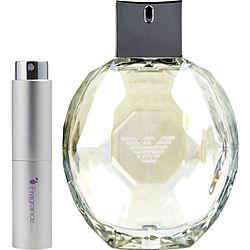 Emporio Armani Diamonds By Giorgio Armani Eau De Parfum Spray .27 Oz (travel Spray)