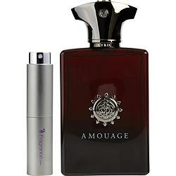 Amouage Lyric By Amouage Eau De Parfum Spray .27 Oz (travel Spray)