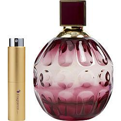 Jimmy Choo Fever By Jimmy Choo Eau De Parfum Spray .27 Oz (travel Spray)