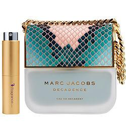 Marc Jacobs Decadence Eau So Decadent By Marc Jacobs Edt Spray .27 Oz (travel Spray)