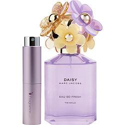 Marc Jacobs Daisy Eau So Fresh Twinkle By Marc Jacobs Edt Spray .27 Oz (travel Spray)