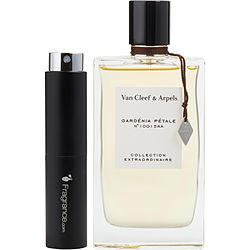 Gardenia Petale By Van Cleef & Arpels Eau De Parfum Spray .27 Oz (collecton Extraordinaire) (travel Spray)