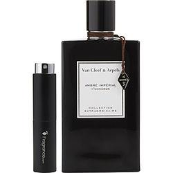 Ambre Imperial Van Cleef & Arpels By Van Cleef & Arpels Eau De Parfum Spray .27 Oz (travel Spray)