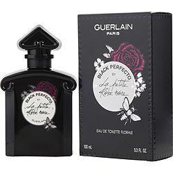 La Petite Robe Noire Black Perfecto By Guerlain Edt Florale Spray 3.3 Oz
