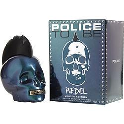 Police To Be Rebel By Police Edt Spray 4.2 Oz (limited Edition)
