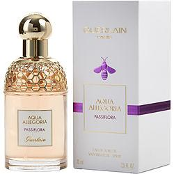 Aqua Allegoria Passiflora By Guerlain Edt Spray 2.5 Oz