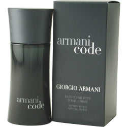 Armani Code By Giorgio Armani Edt Spray 4.2 Oz (unboxed)