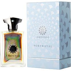 Amouage Portrayal By Amouage Eau De Parfum Spray 3.4 Oz
