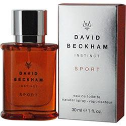 David Beckham Instinct Sport By David Beckham Edt Spray 1.7 Oz *tester