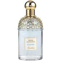 Aqua Allegoria Teazzurra By Guerlain Edt Spray 4.2 Oz *tester