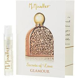 M. Micallef Secrets Of Love Glamour By Parfums M Micallef Eau De Parfum Spray Vial
