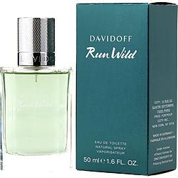 Run Wild By Davidoff Edt Spray 1.7 Oz