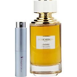 Boucheron Ambre D'alexandrie By Boucheron Eau De Parfum Spray .27 Oz (travel Spray)
