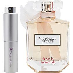 Victoria's Secret Love Is Heavenly By Victoria's Secret Eau De Parfum Spray .27 Oz (travel Spray)