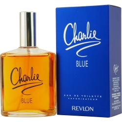 Charlie Blue By Revlon Eau Fraiche Spray 3.4 Oz *tester
