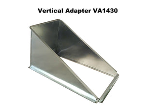 "Vertical Adapter for 30"" QuietCool Fan"