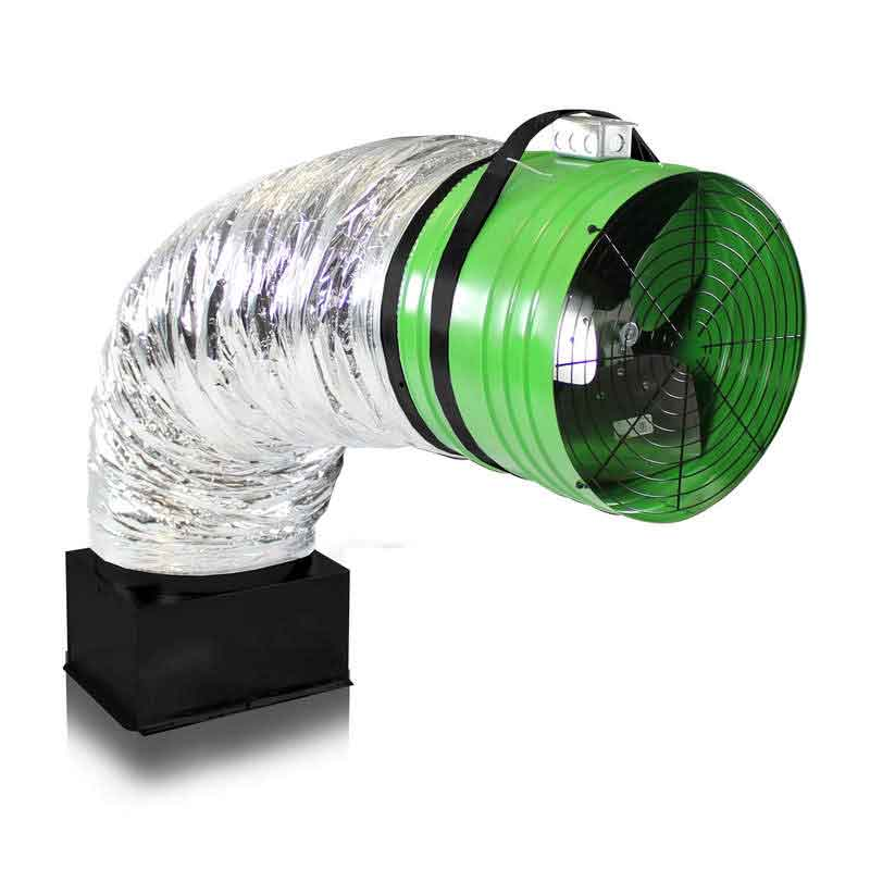 QuietCool Energy Saver 2250
