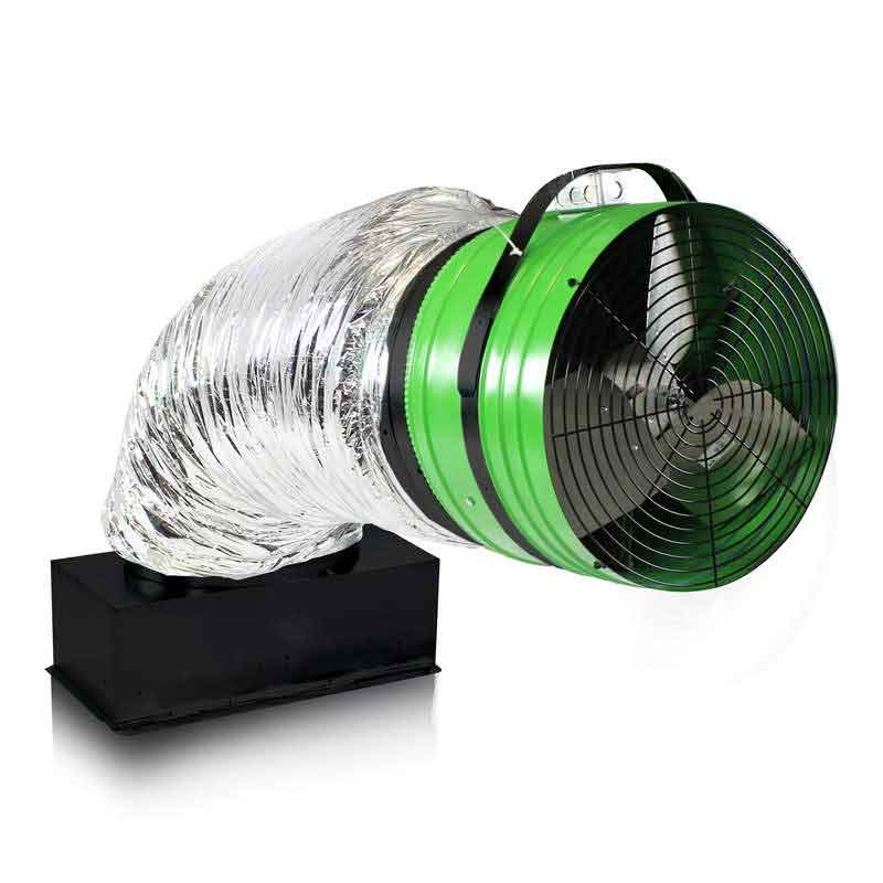QuietCool Energy Saver 5400