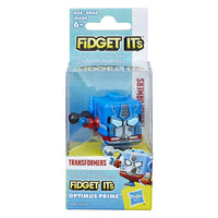 Fidget Its Transformers Optimus Prime Fidget Cube