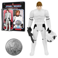 Star Wars Luke Stormtrooper Disguise Jumbo Kenner Action Figure - GENTLE GIANT LTD.