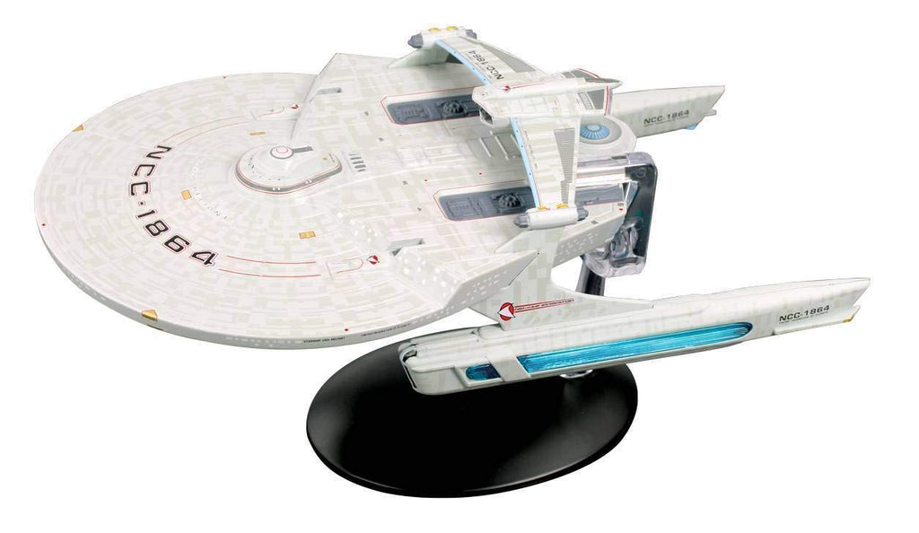 Star Trek Eaglemoss Starships Collection Special USS RELIANT #26 USS RELIANT XL SIZE