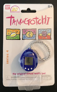 NEW Tamagotchi Chibi Digital Pet - Series 4 - Blue, 20th Anniversary