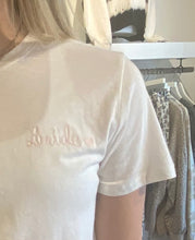 Z SUPPLY White Bride Stitched Tee