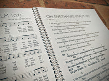Psalms We Sing Together Songbook