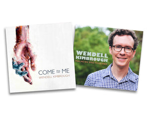 Come to Me / Psalms We Sing Together - CD Bundle